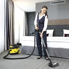 Прибирання готелів