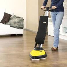 Прибирання дерев'яних і паркетних підлог