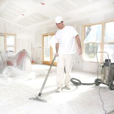 Прибирання після ремонту і будівельних робіт